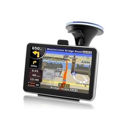 """TIR, BUS a karavan - 4.3"""" GPS navigace, Truck / TIR, DS430T"""