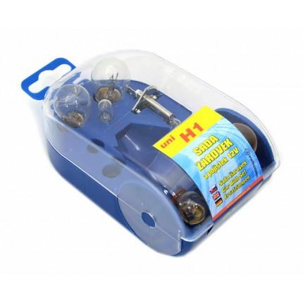Osobní automobily - Žárovky servisní box univerzální H1