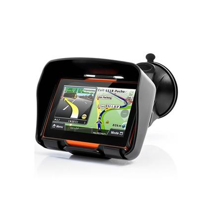 "Motocykly, skútry - 4,3"" moto GPS navigace s bluetooth, moto43"