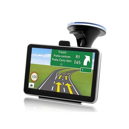 """TIR, BUS a karavan - 5.0"""" GPS navigace pro kamion s bluetooth, Truck / TIR, DS501-TB"""