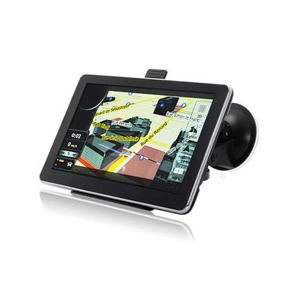 """TIR, BUS a karavan - 7.0"""" GPS navigace pro kamion, Truck / TIR, DS701T"""