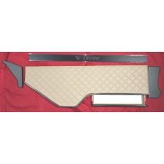 odkládací stolek VOLVO FH od 2008 kožený – celkový
