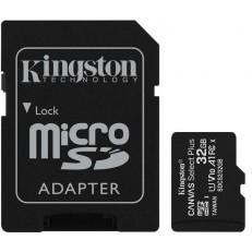 SD Micro karta 32GB s adaptérem SD2 Canvas