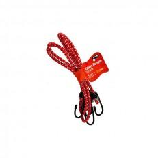 Gumicuk s jednoduchými háky, délka 100cm